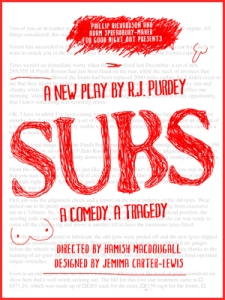 Poster for subs