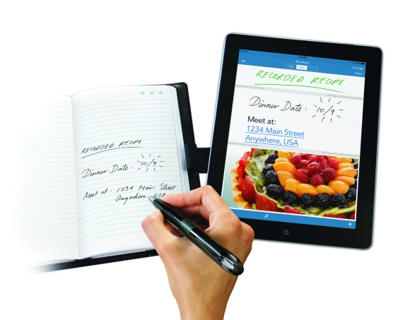 Livescribe 3 Pen Notebook App